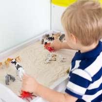 """Песочная терапия """"Sand Play"""" для детей от 3-х лет, в г.Вильнюс"""