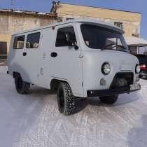 Продам УАЗ-396259 по типу санитарки, категория В, цвет б.ноч, в Сатке