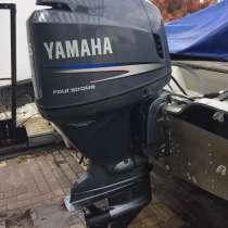 Лодочный мотор Yamaha F115, в Москве