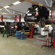 Ремонт Land Rover, Jaguar, Volvo в Санкт-Петербурге, в Санкт-Петербурге