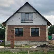 Продается новый дом в пос. Березовый, в Краснодаре