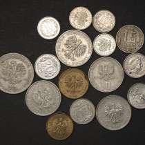 Монеты Польские Разные, в г.Барановичи