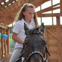 Детский конный лагерь в Подмосковье в Новогодние каникулы, в Москве