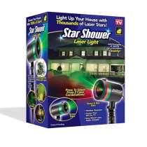 Лазерный звездный проектор Star Shower Laser Light Projector, в г.Минск