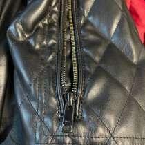Куртка Zara мужская чёрная xl, в г.Терновка