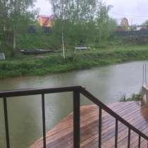 Сдам уютную баньку на пруду!, в Балабаново
