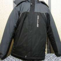 Мужская Зимняя теплая куртка с капюшеном, в Волгограде