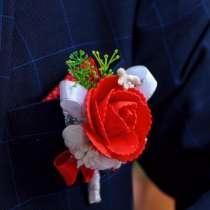 Свадебная бутоньерка, в г.Ольпе