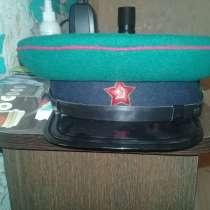 Фуражка ПВ, в Смоленске