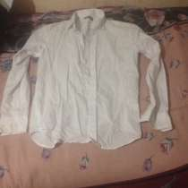 Белая рубашка, в Новороссийске