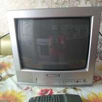 Продам телевизор диагональ 37 см, в Белово