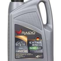 RAIDO Extra RN 5W40 - синтетическое моторное масло 4л, в г.Алматы