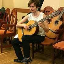 Уроки гитары в Красноярске, в Красноярске
