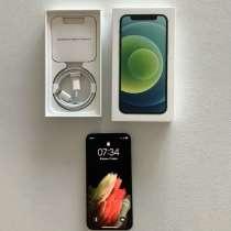 IPhone 12 mini 128GB Green гарантия Apple 04.22, в Москве