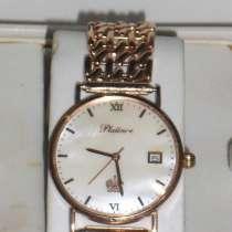 Золотые НОВЫЕ часы, в Бийске