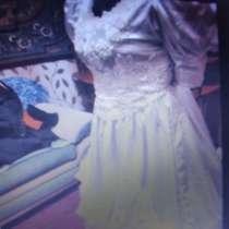 Платье свадебное, в Омске