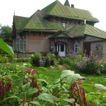 Дом - старинная усадьба 370 м2 (можно как гостиница или дача, в Иванове