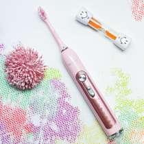 Звуковая щетка Revyline RL 010 Pink для настоящей модницы, в Симферополе