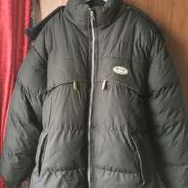 Куртка зимняя, черная, с капюшоном SPORT FASHION, в Санкт-Петербурге