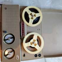 Магнитофон 1968г, в г.Кривой Рог