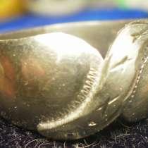 Кольцо серебряное, в Владимире