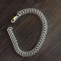 Серебрянный браслет, в Южноуральске