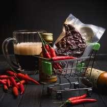 Мясные чипсы (джерки) с Каролиной Рипер - Gustatus beef jerk, в Москве