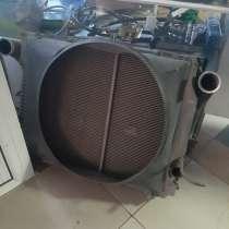 Радиатор охлаждения с интеркулером на Volvo, в г.Павлодар