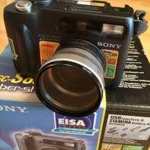 Цифровой фотоаппарат Sony, в Москве
