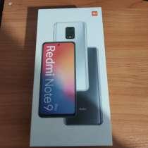 Xiaomi redmi note 9pro, в Чите