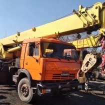 Продам автокран 32 тн-31м, Камаз цена 2 550 000 рубл, в Уфе