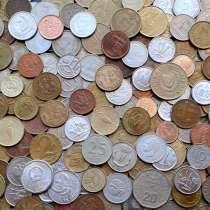 Иностранные монеты, в Томске