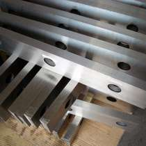 Ножи гильотинные по металлу для гильотины Н 407 Нож гильотин, в Чехове