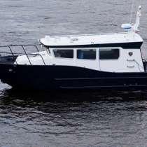 Морской алюминиевый всепогодный катер Баренц 900, в Архангельске