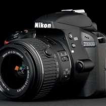 Зеркальная камера Nikon D3300 18-105mm, в Москве