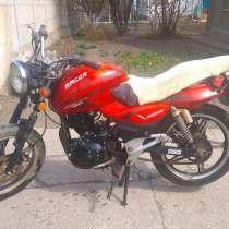 Продаётся мотоцикл RACER, в Нижнегорском