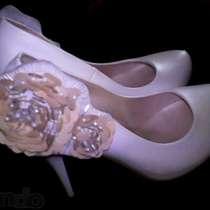 Туфли молочного цвета, в г.Житомир