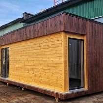 Готовые дома из дерева за 1 месяц, в г.Братислава