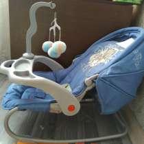 Шезлонг детский от 0 месяцев в хорошем состоянии, в Новороссийске