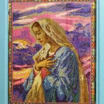 Картина вышитая крестиком, в г.Славутич