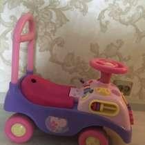 Детская машинка со звуковыми эффектами, в Сызрани