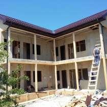 Строительство домов с сип панели, в Анапе