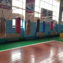 Тренировки по боксу, в Новороссийске