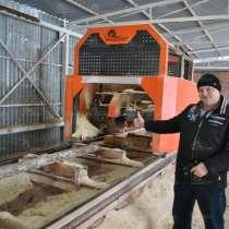 Требуются рабочие на пилораму в Вологодскую область, в Вологде