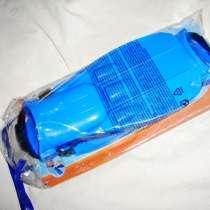 Ласты для плавания синие р35-37 Intex новые, в Москве