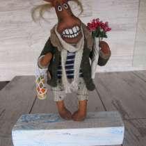 Подарить любимой, Коня в пальто с цветами и мандаринами!, в г.Мариуполь