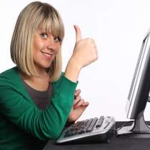 Работа через сеть интернет, можно без опыта, в Уфе