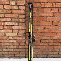 Лыжи, в Кумертау