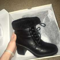 Зимние женские новые ботинки, в Иркутске