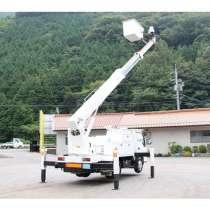 Автовышка японская. Подъемник телескопический 14м, 16м, 18м, в г.Тбилиси